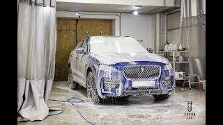как правильно помыть автомобиль видео