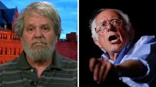 Sanders' Democrat opponent tired of the 'Robin Hood shtick'