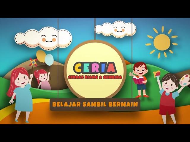 CERIA (Cerdas Riang Gembira) (TK) Eps. 7 Membuat Mainan Dari Macam-Macam Daun