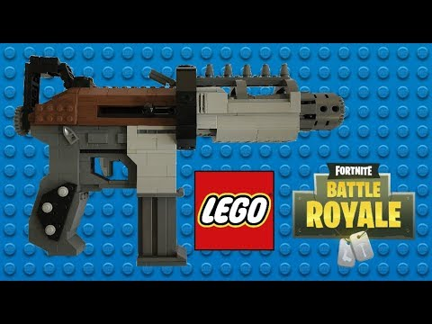 lego fortnite tactical smg - smg tactical fortnite