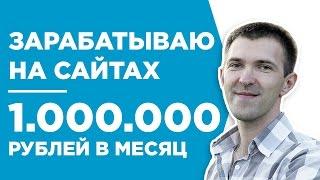 КАК СОЗДАТЬ САЙТ И ЗАРАБАТЫВАТЬ В ИНТЕРНЕТЕ ДО 180000 РУБ/МЕС - КЕЙС - АЛЕКСАНДР БЕЛОЗЕРОВ