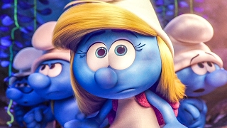 SMURFS: THE LOST VILLAGE All Trailer + Movie Clips (2017)