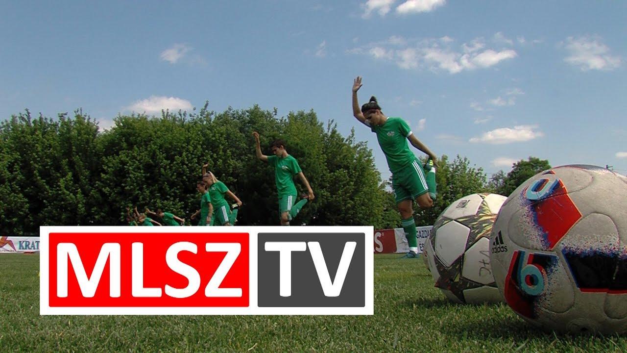 Astra-4IG-HFC - Haladás Viktória | 2-1 | JET-SOL Liga | Alsóházi rájátszás 6. forduló | MLSZTV
