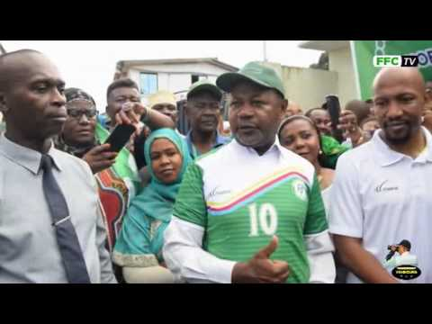 Coelacanthes des comores - Comores Telecom Sponsoring