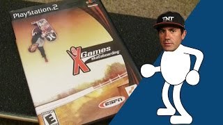 X Games Skateboarding for PS2 - Wait, is that Bob Burnquist?