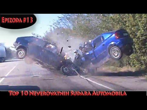 Top 10 Car Crashes 13.07.2016) (Ep #12)