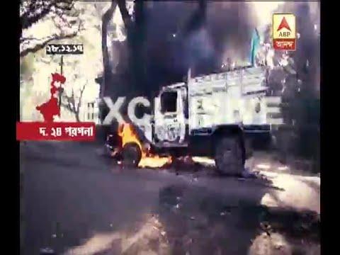 Power grid: Bhangar tense, bomb recovered