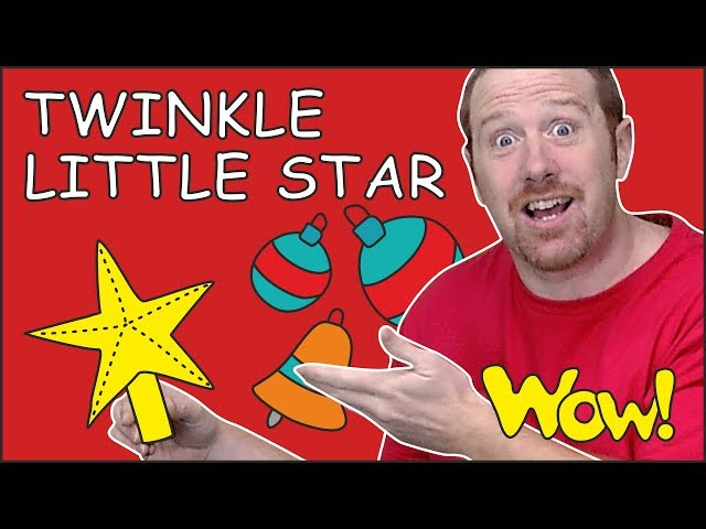Twinkle Twinkle Little Star from Steve and Maggie