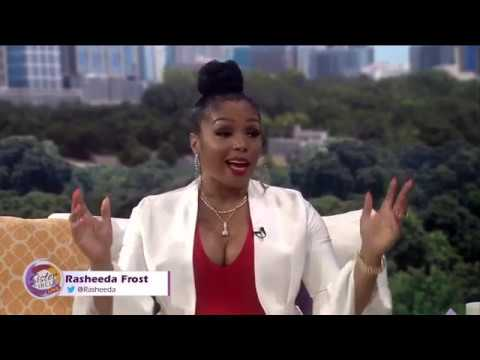 Sister Circle Live    Rasheeda Frost Exclusive