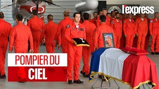 Hommage à Franck Chesneau : pilote tué dans l'incendie de Générac