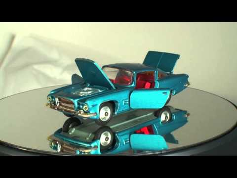 Chrysler Ghia L6  Corgi 241