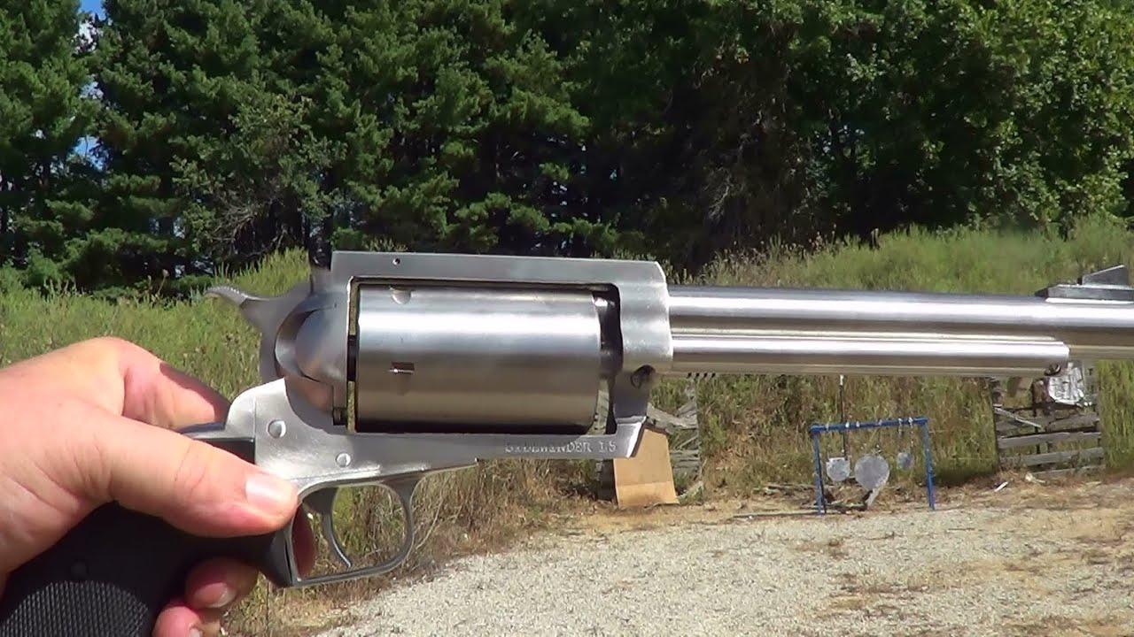 Max L5 Sidewinder 45 70 Revolver