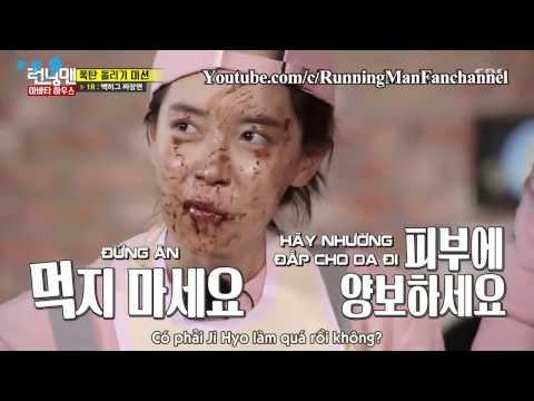 Song Ji Hyo Lee Kwang Soo - Chị em chí chóe | Running Man ep 323