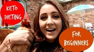 The Keto Diet for Beginners, YOU CAN DO IT!!  || Keto Kat