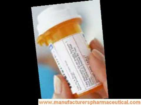 Pharmaceutical Companies, Prescription Drugs