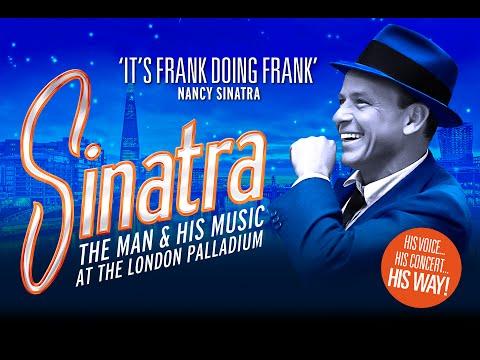 Review Sinatra The Man & His Music London Palladium 2015