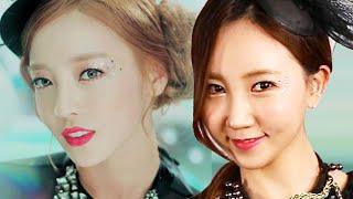 Kpop Idol Makeup   KARA Goo Hara Makeup Tutorial   Wishtrend