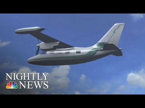 Plane With 4 Americans Goes Missing Near Bahamas; Debris Found | NBC Nightly News
