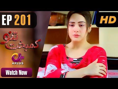 Drama   Kambakht Tanno - Episode 201   Aplus ᴴᴰ Dramas   Shabbir Jaan, Tanvir Jamal, Sadaf Ashaan
