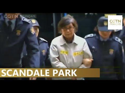 Choi Soon-sil condamnée à 20 ans de prison