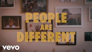 Florida Georgia Line - People Are Different (Lyric Video) Video