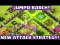 Clash of Clans - Jumpo - BARCH!??? BEAST LIGHTNING!!!
