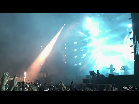 Jay Z - Tribute to Chester Bennington - Encore/Numb - V Festival