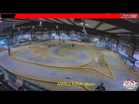 Flowood RC Club Race (06/17/17): AMS 8.0 Rehab