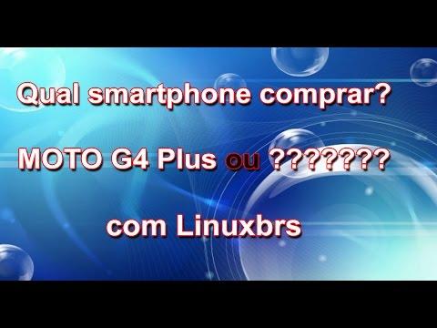 Vlog - Lenovo Moto G4 Plus - Qual smartphone comprar ? (suas dúvidas)