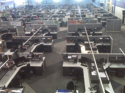 What is it like to work in a Call Center