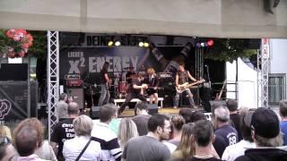 "BIG GUN ""Hells Bells"" LIVE 13.6.2011 Hessentag AC/DC Tribute"