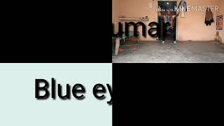 Blue eyes dance||blueeyesdance#