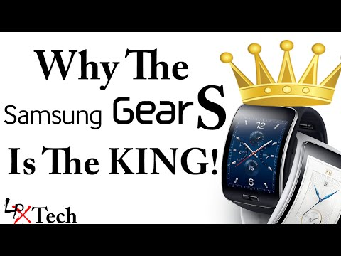 Why The Samsung Gear S Is The King Of Smartwatches | #LPXPodcast