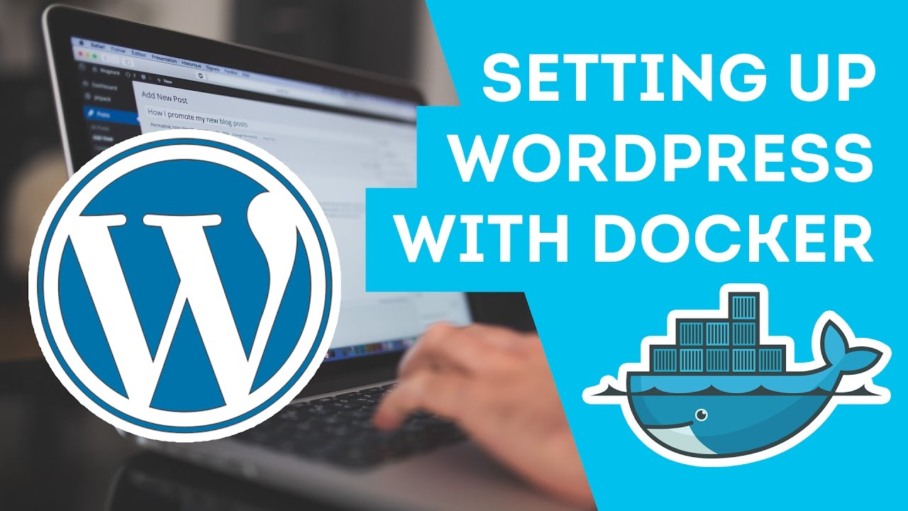 Set up WordPress with Docker    Fast! - Easy Design Aachen