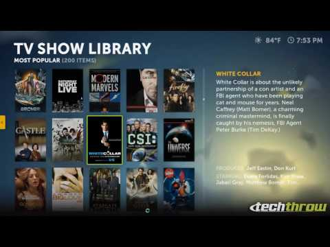 Boxee Media Center Review