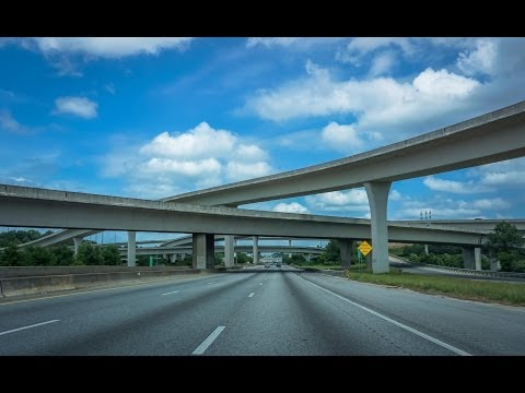14-06 Atlanta #06: A Complete Ride Around I-285