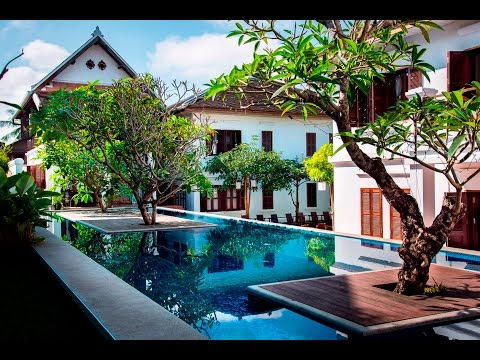 Victoria Xiengthong Palace - The Alluring Beauty of An Ancient Capital