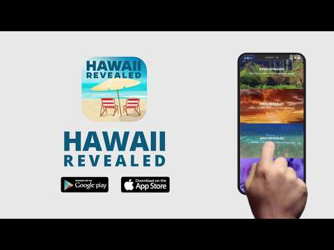 The Ultimate Hawaii Travel Guide App