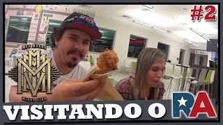 Chegada do João e Elaine - MMMV Visitando o RA #2