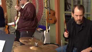 Tony Gregg Robert and Bill Performing Rich Girl Main Street Music and Art Studio