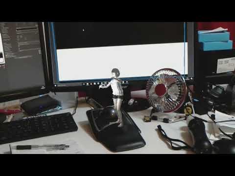 Hololens Zombie Screen Prototype