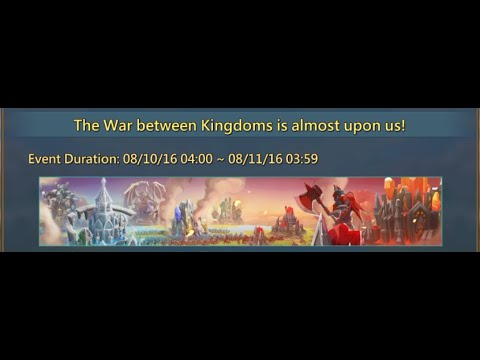 Lords Mobile: How To Access Taiwan Aka Beta Server And KvK (Kingdom Wars)