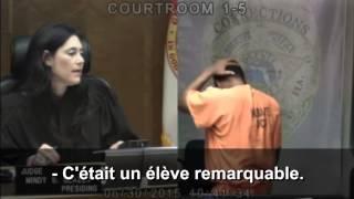 Tristes retrouvailles au tribunal  la juge et le prévenu étaient Amis et  camarades de classe