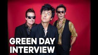 Green Day Interview on Hella Mega Tour & iHeartRadio Festival 2019
