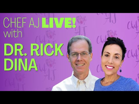 Raw Food Education | Interview with Dr. Rick Dina