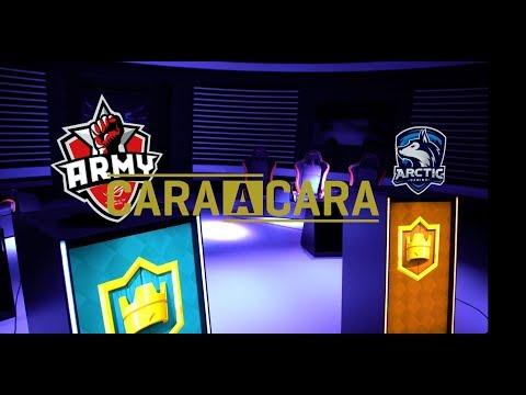 Asus ROG Army se enfrenta a Arctic Gaming en el próximo Cara a Cara de la Superliga Orange