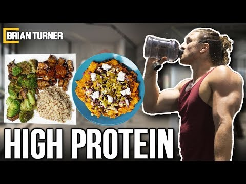 Eating Like A Vegan King | FULL DAY OF HIGH CALORIE MEALS