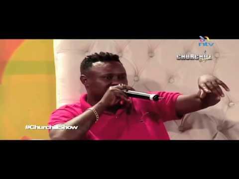 Ken Wa Maria on Churchill Live Interview