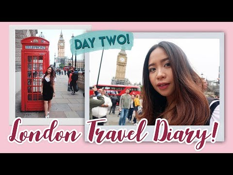 London Travel Diary - Day 2 (Last chime of Big Ben, Westminster Abbey & Notting Hill!)