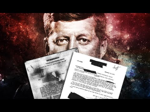 JFK AND THE LEAKED UFO REPORT THAT GOT HIM KILLED - CIA COVERUP EXPOSED - 11/17/13 - ALIENS